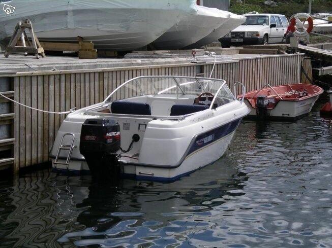 Askeladen 515 freestyle, Speedbåd, årg. 2001