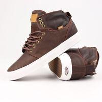 Vans Alomar (duck Hunt) Brown/white Leather Men's 6.5 Women's 8