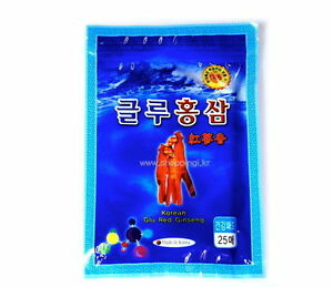 4-Packs-100-Pcs-Korean-Glu-Red-Ginseng-Pain-Relief-Patches-Saponin-Plaster-Pads