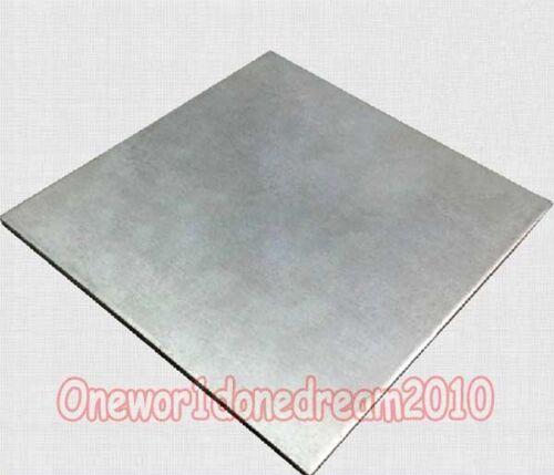 Titanium Ti Grade 5 Gr.5 GR5 ASTM B265 Plate Sheet 10mm x 40mm x 400mm