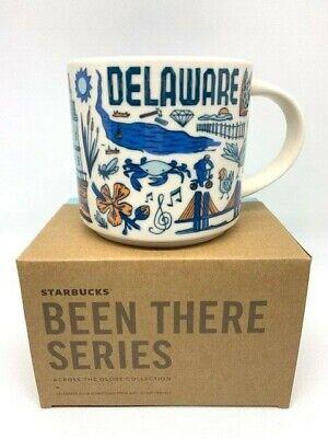 Starbucks Coffee Been There Series Mug CALIFORNIA Cup 14oz NWT /& box