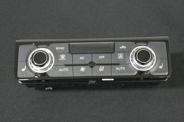 Audi A8 S8 4H Climatisation Réglage Du Climat Avant 4H0820043G Climatronic