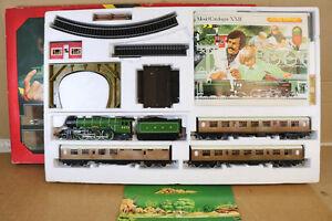 Toys & Hobbies Locomotives Hornby R176 Lner 4-6-2 Class A3 Locomotiva 4472 Volante Scotsman Set Treno Da