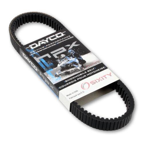 2011 Ski-Doo GSX 1200 SE Drive Belt Dayco HPX Snowmobile OEM Upgrade wm