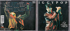 2CD 20T DONT 1 MAXI CD PICTURE  IGGY POP LIVE RITZ N.Y.C. 86 MADE IN FRANCE 1992
