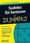 Sudoku für Senioren für Dummies von Andrew Heron (2013, Taschenbuch)