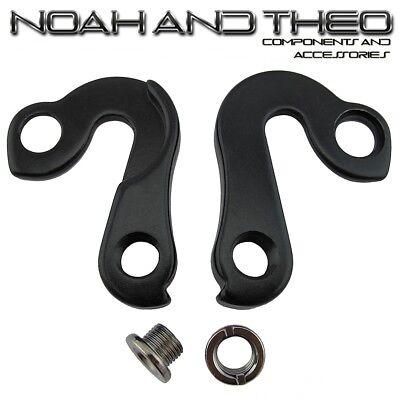 Bicycle MTB Bike Rear Gear Mech Derailleur Hanger Drop Out Convertor//Adapter NEW