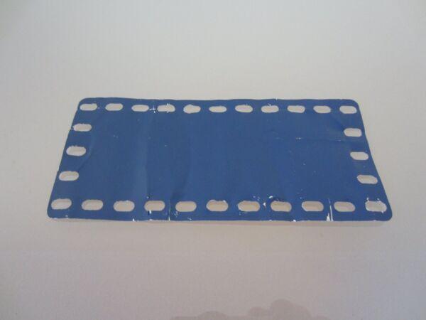 Der GüNstigste Preis Märklin Metallbaukasten Verkleidungsplatte 5 X 11 Löcher Artikel Nr. 11421