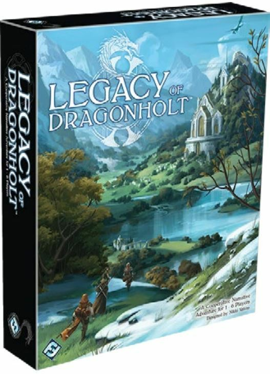 Legacy Of Dragonholt - Narrazione Gioco di Ruolo