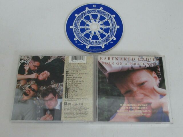 Barenaked Ladies / Born On a Pirate Ship (Reprise 9 46128 2) CD Album