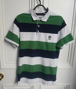 Austin Reed Men S Striped Polo Shirt Size S Pre Owned Good Condition Ebay