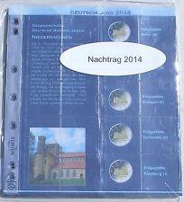 Leuchtturm Ergänzungsblätter 346471 für Münzalbum NUMIS 2014