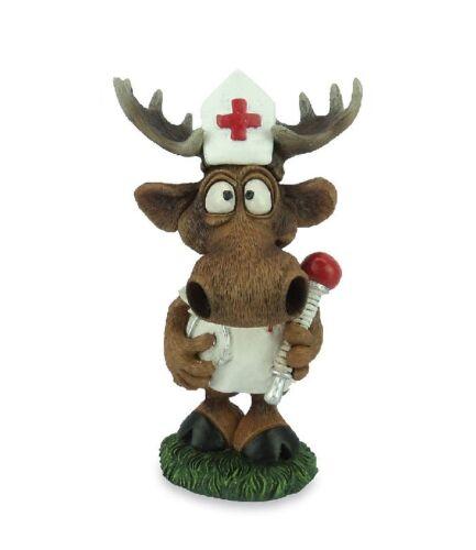 Les Alpes 014 92914 orignal infirmière 12 Cm Résine Synthétique Dekofigur orignal Swen