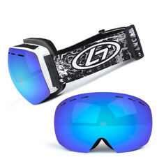 c163f969d74f item 8 Unisex Men Women Ski Snowboard Goggles Anti Fog UV400 Double Lens  Skiing Goggles -Unisex Men Women Ski Snowboard Goggles Anti Fog UV400 Double  Lens ...