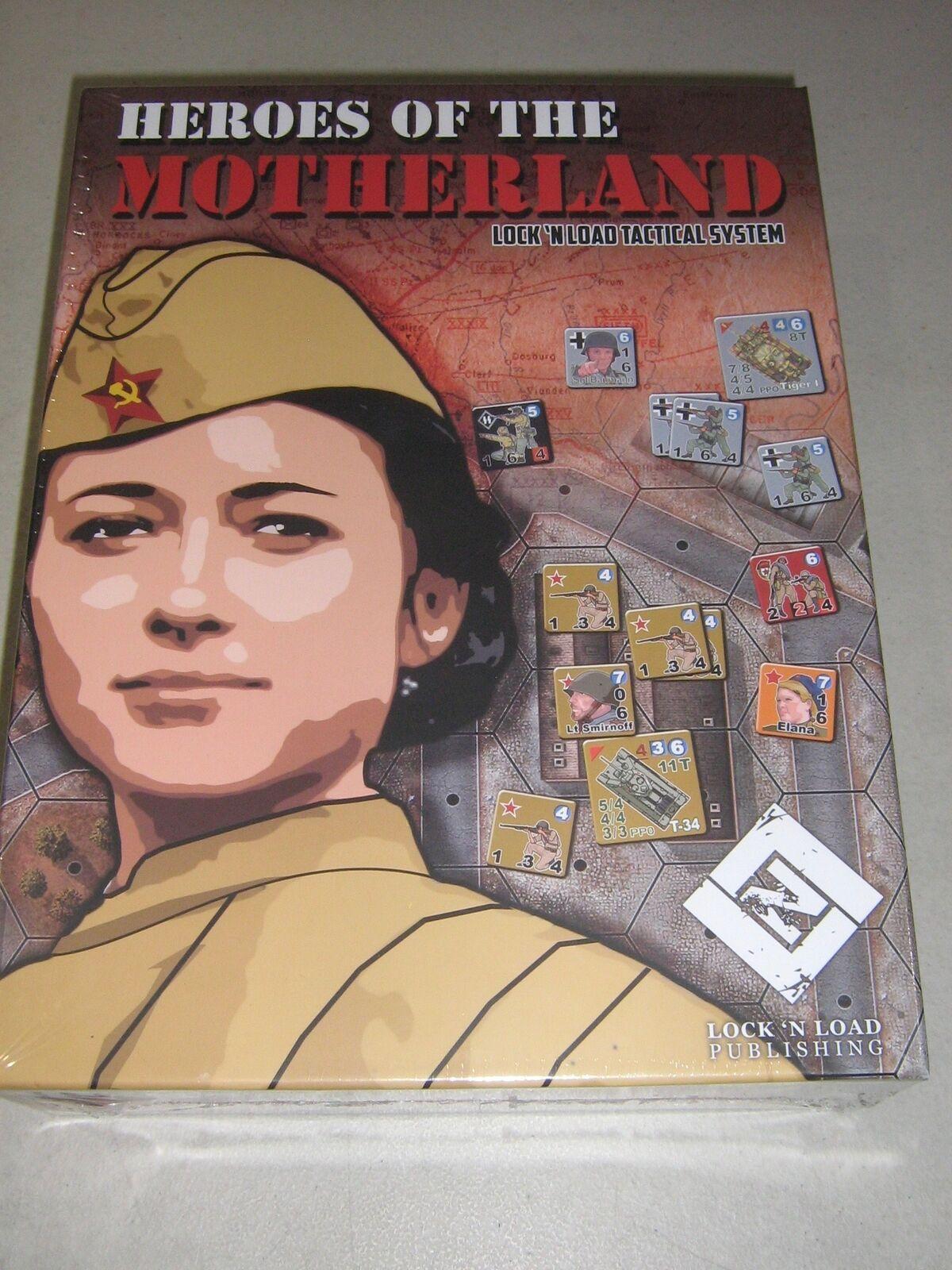 Heroes  of the Motherland (nouveau)  meilleur prix