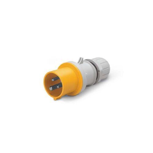 Preaviso Enchufe 213.1630 16 Amp 110V 2P E IP44