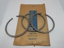 378421 NEW GENUINE OEM JOHNSON EVINRUDE OUTBOARD PISTON RING SET LOT J2-1