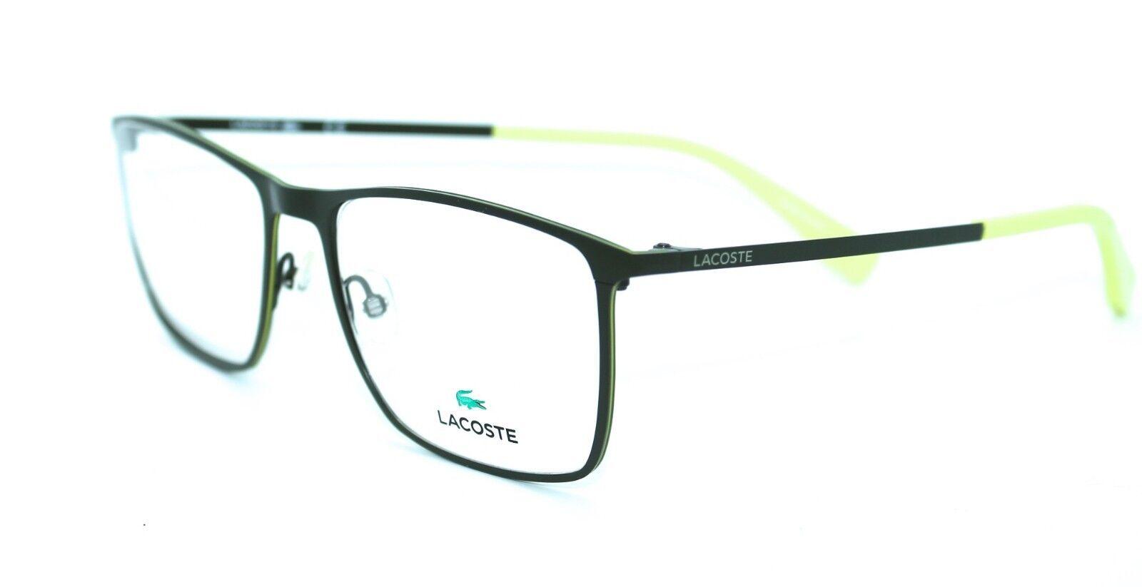 Buy Eyeglasses Lacoste L2223 315 Matte Green online  ba872ece943