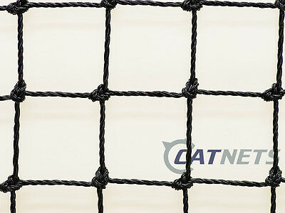 Cat Supplies Cat Enclosure Netting 23m X 3m Low-vis 19mm Pet Supplies