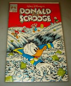 Donald and Scrooge #1 mint 1992
