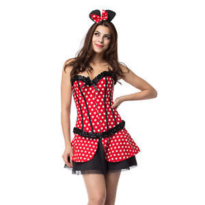 Uk adults mouse Minnie costume