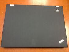 """Lenovo ThinkPad T410 Intel i5, 2.4GHZ,4GB,160GB,14"""",WLAN,BT,WWAN,Webcam #643"""