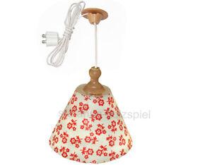 h ngelampe f r puppenhausbeleuchtung 3 5v puppenhaus lampe kahlert 10532. Black Bedroom Furniture Sets. Home Design Ideas