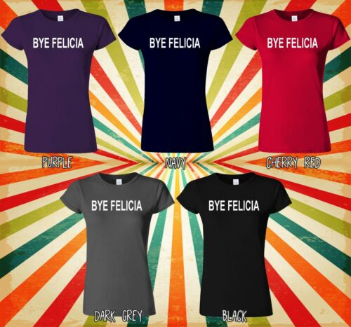 Bye Felicia Funny Novelty Cool Retro Men Women Vest Tank Top Unisex T Shirt 1402