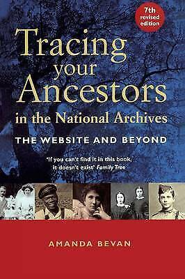 1 of 1 - Tracing Your Ancestors in the National Archives: The Website and-ExLibrary