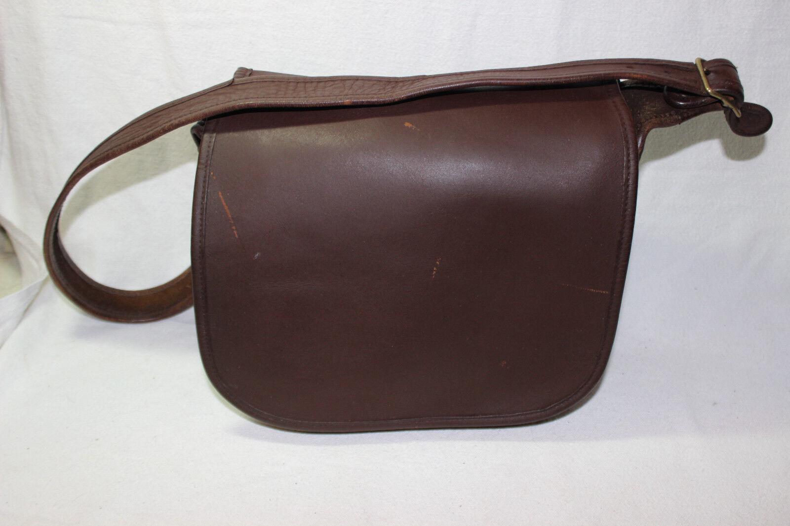 VINTAGE COACH BONNIE CASHIN  FLAP SHOULDER BAG  - image 1