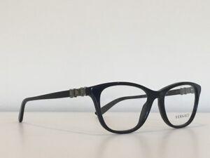 5bb87e2aad3 6 Versace MOD 3213-B 5114 Black Silver Cat Eye Medusa Frame ...