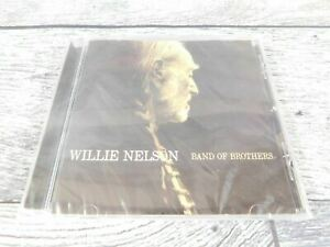 Willie Nelson - Band Of Brothers [CD]