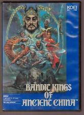 AMIGA GAME - BANDIT KINGS OF ANCIENT CHINA , 1989,  RARE, BOXED.