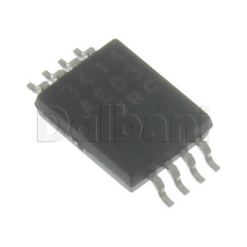 5 x NJM2902V Quad Single Supply OP Amp 2mA 3V 4CH 500KHz SMD SSOP-14 JRC2902