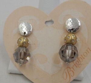 Brighton-ANTALYA-Post-Drop-Earrings-Swarovski-Crystals-JE9423-NWT