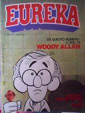 EUREKA n°6 1980 - con Poster di BONVI  ed. Corno [G320]