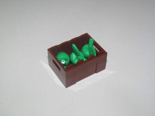 Lego ® Accessoire Minifig Caisse du Marchand Legume Fruit Vegetable Choose Model