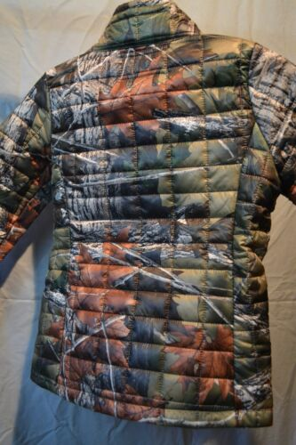 Trail Crest Camo Girls Jacket Style 29731 Youth//Kids NWT 100/% Polyester