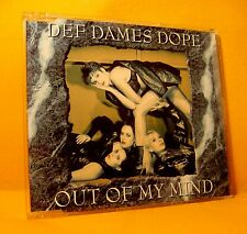 MAXI Single CD DEF DAMES DOPE Out Of My Mind 4TR 1994 eurodance