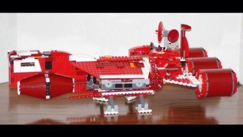 Lego Star Wars Episodio I Republic Cruiser (7665)