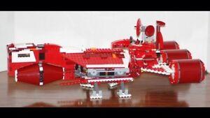 Lego Star Wars Episode I Republic Cruiser (7665) | eBay