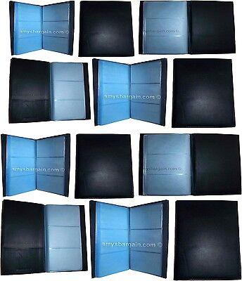 Lotto Da 12 Nuovo 60 A 120 Business Scheda Custodia Credito Ids Mini Foto