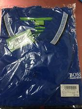 HUGO Branded Polo Tshirt ROYAL BLUE M Size