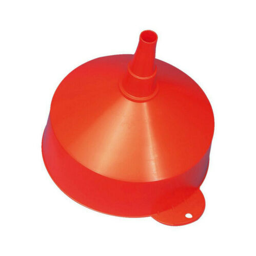 Genuine Wurth Food Safe Plastic Funnel With Handle D-160mm Oil Fuel Resistant