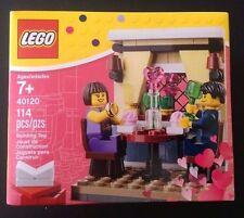 LEGO Seasonal Vingette Valentine's Day Dinner  #40120 Brand New in Sealed Box