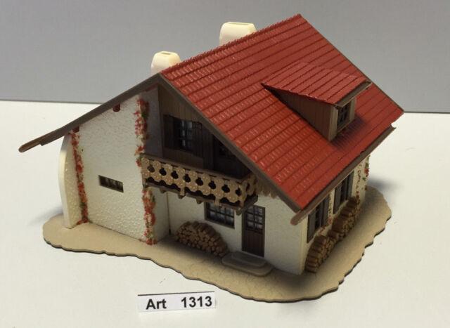 Vollmer 13139 H0 Wohnhaus,Berghaus,Alpenhaus,fertig gebaut, 1:87,selten & RAR