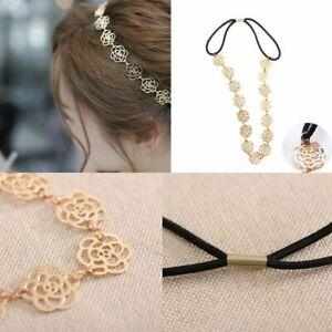 kopfbedeckungen-rose-blume-frauen-tragen-legierung-haarband-elastischen-seil