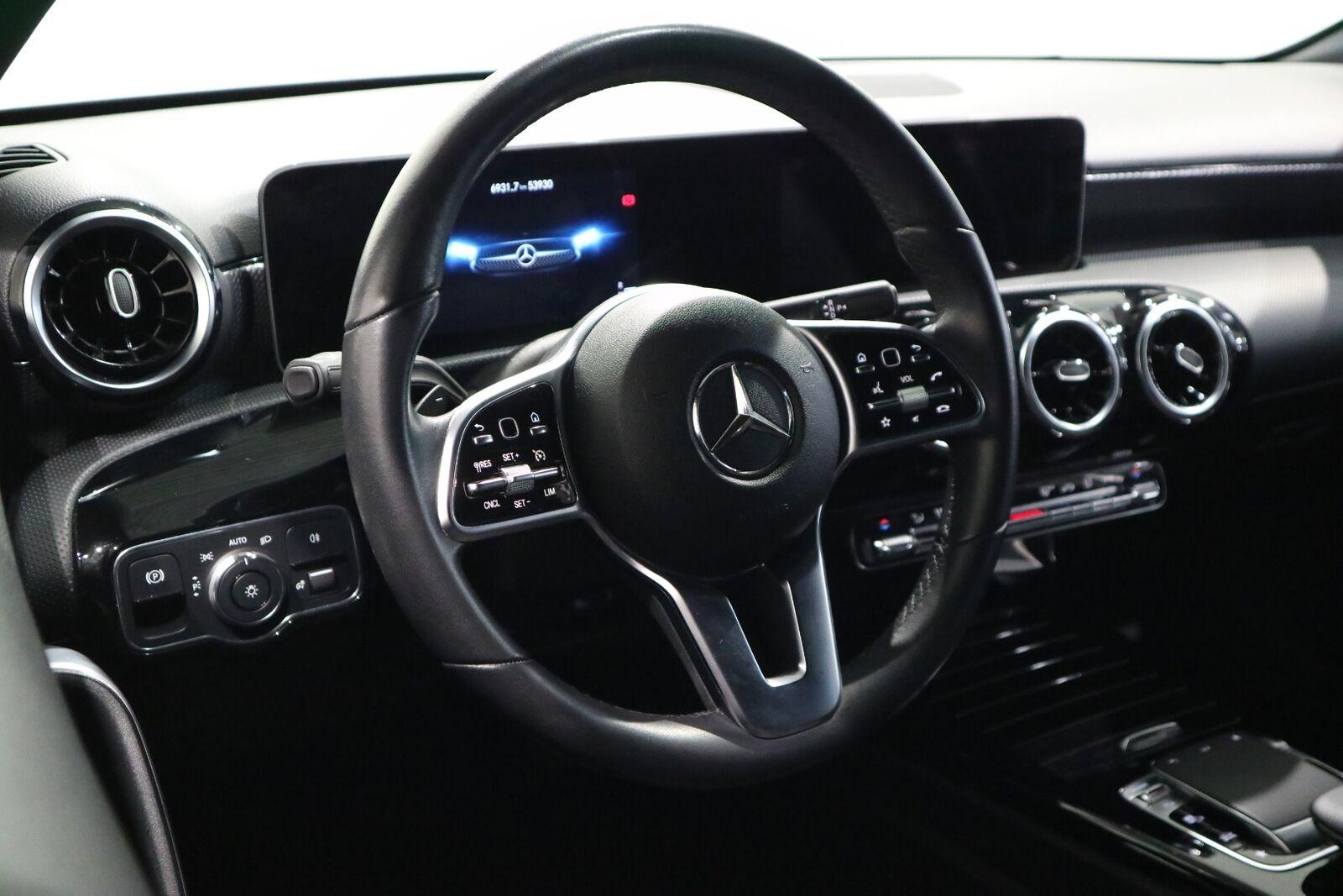 Mercedes A180 d 1,5 Business Progressive Line aut. - billede 12