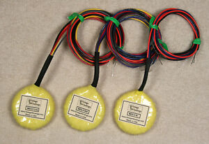 Pultec-MEQ-5-MEQ5-Style-Tapped-Toroid-Inductor-Set-of-3-Vintage-Windings-New