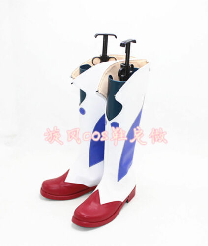 Hot! Little Witch Academia Shiny Chariot Cosplay Shoes Boots GG.565